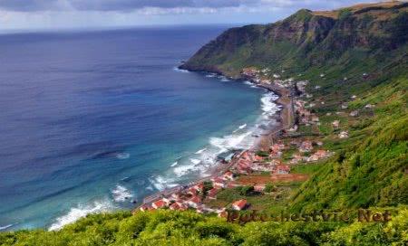 Остров Санта-Мария