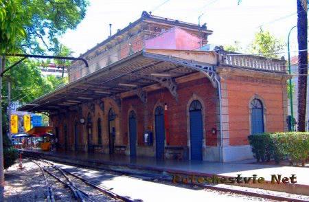 Железнодорожная станция Сольера