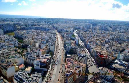 Касабланка – город-курорт Марокко