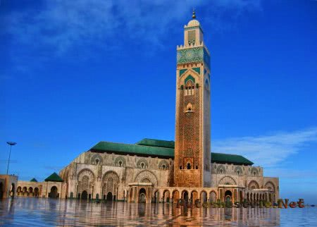 Большая мечеть Хасана II