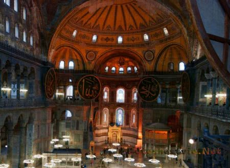 Мечеть Айя София – Собор Святой Софии в Турции