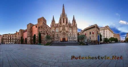 Кафедральный собор Святой Евлалии