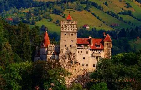 Бран – замок Дракулы в Трансильвании