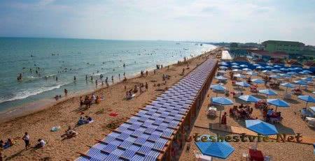 Пляжи Каспийского моря в Казахстане