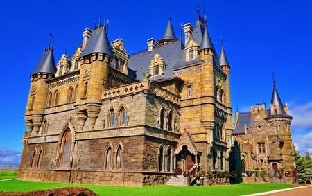 Замок Гарибальди в Тольятти