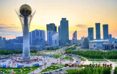 Достопримечательности города Астана