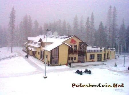 Курорт Игора в России