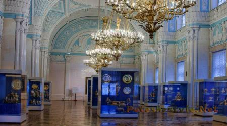 Александровский зал Зимнего дворца