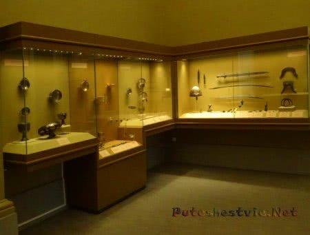 Зал культуры и искусства Золотой Орды