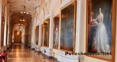Галерея портретов Романовых