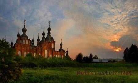 Женский монастырь Шамордино