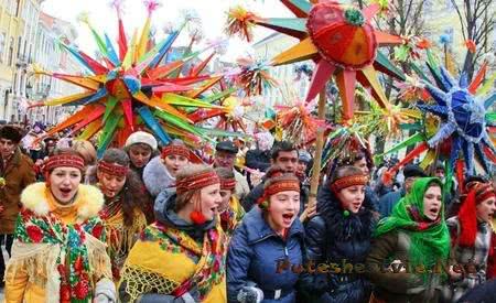 Традиции праздника Святки на Руси