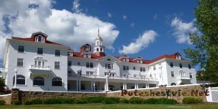 Отель Stanley в штате Колорадо