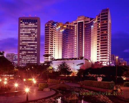 Отель Grand Hyatt в Тайбэй