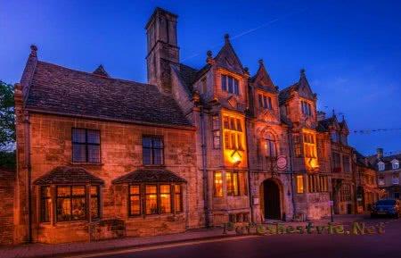 Отель Talbot в Нортгемптоншир