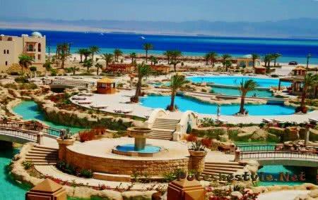 Египетский курорт Сома-Бей