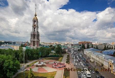 Город Тамбов: куда сходить и что посмотреть?