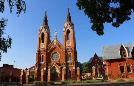Католическая церковь Воздвижения Святого Креста