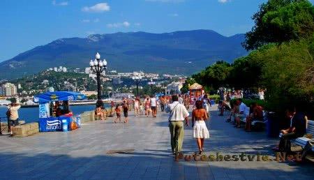 Климат, отдых и лечение в городе Евпатории