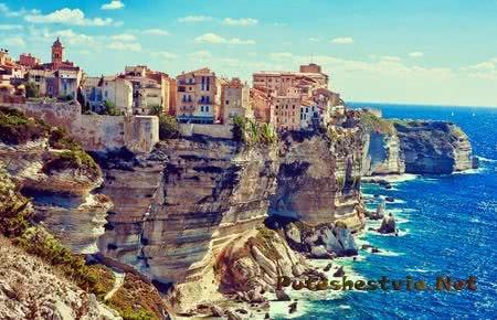 Остров Корсика во Франции: отдых, пляжи и курорты
