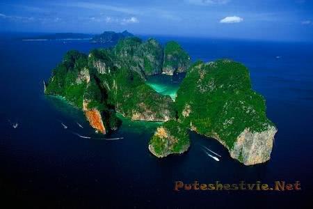 Отдых на лучших островах Таиланда