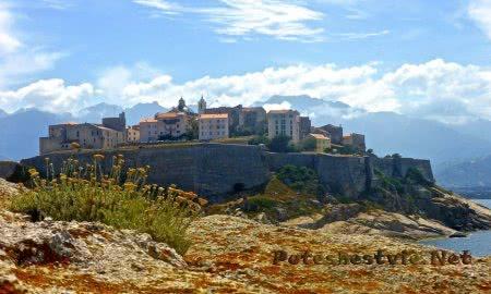 Крепость Кальви