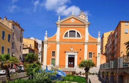 Кафедральный собор Сент-Мари