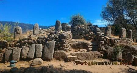 Доисторический парк Filitosa