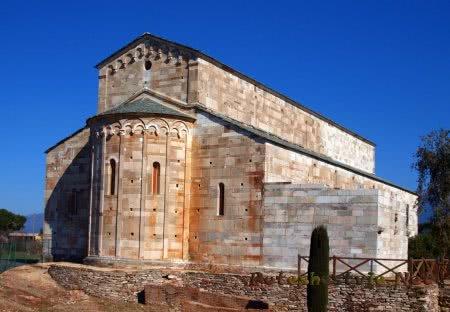 Кафедральный собор Неббио