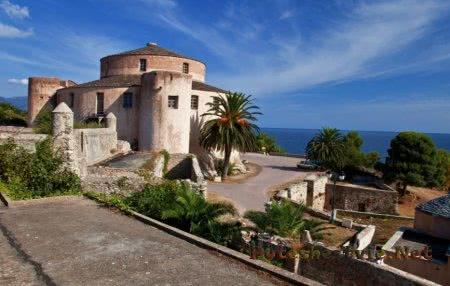 Крепость Сен-Флоран