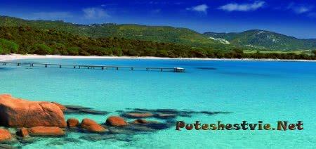 Лучшие пляжи Порто-Веккьо