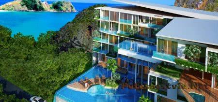 Жилье на материковом тайском курорте Краби
