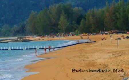 Пляж Bang Niang