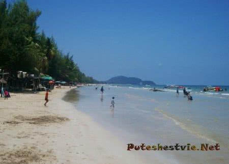 Пляж Paradorn Beach