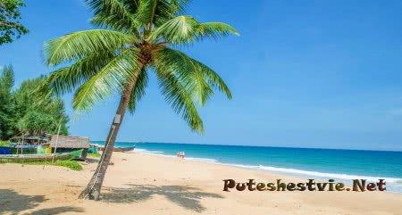 Пляж Thai Muang
