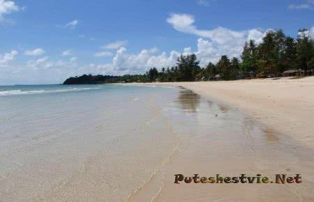 Пляж Thung Wua Laen Beach