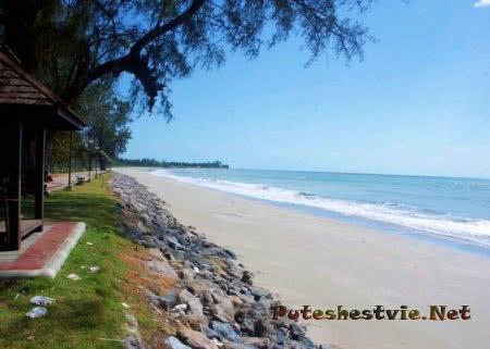 Пляж Bang Sak