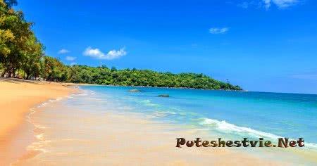 Пляж Khao Lak