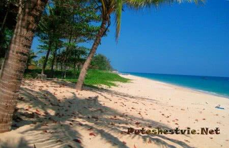 Пляж Haad Pakarang