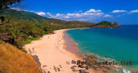 Пляжи острова Ланта-Яй