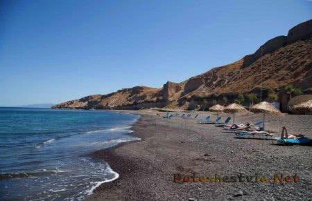 Пляж Вурвулос