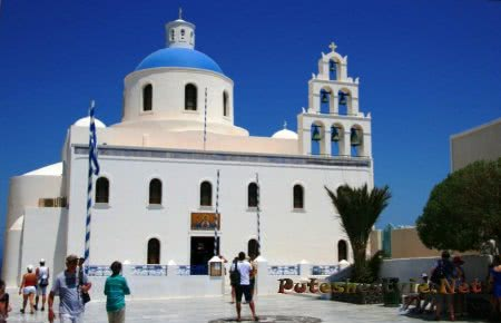 Церковь Святого Созонта