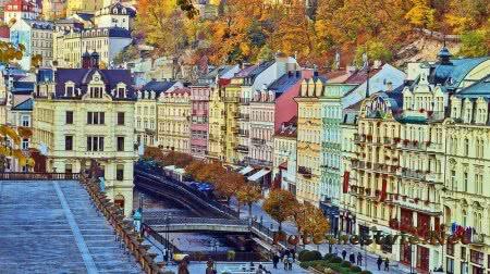 Отдых и лечение в Карловых Варах в Чехии