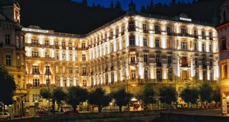 Отель «Grand Hotel Pupp 5*»