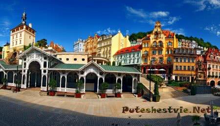 Как добраться до курорта Карловы Вары из Праги