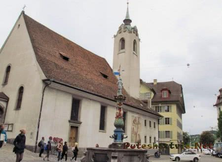Капелла Святого Петра