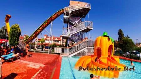Аквапарк Aqua City