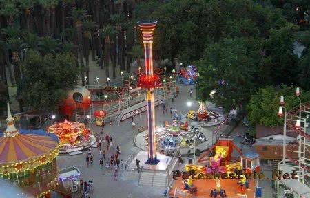 Луна-парк Coskun Lunapark