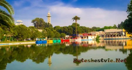 Парк культуры в Измире