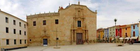Монастырь Плата Вероники в Санта-Фе